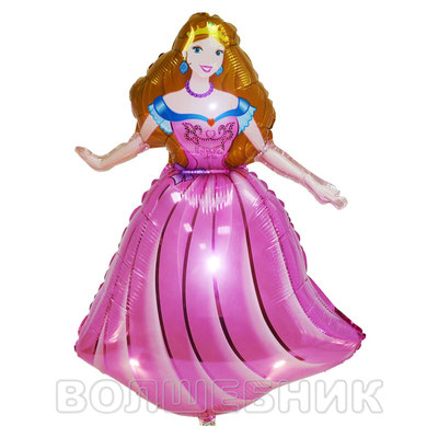 Фигура Flexmetal Принцесса, размеры: 52*70 см, купить в Казани