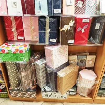 Коробки для упаковки подарков в магазине Волшебник на Копылова