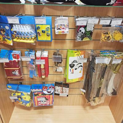 Товары для праздника в стиле Пираты в магазине Волшебник на Копылова