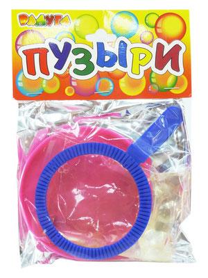 набор для мыльных пузырей