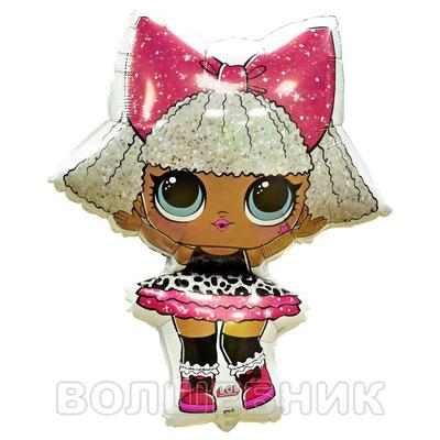 Фигура Flexmetal Кукла LOL Дива, размеры: 60*73 см, купить в Казани