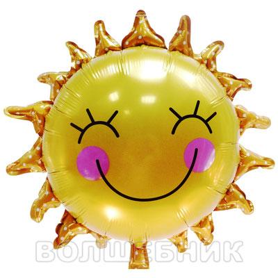 Фигура FALALI Солнышко улыбка, размеры: 50*50 см, купить в Казани