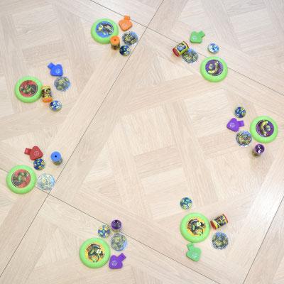 Все игровые комплекты из набора для Черепашек Ниндзя - купить в Казани