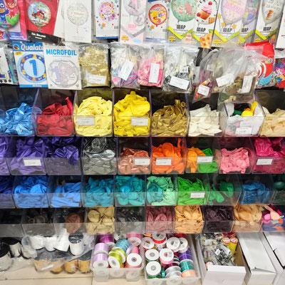 Воздушные шары для надувания гелием в магазине Волшебник на Ямашева