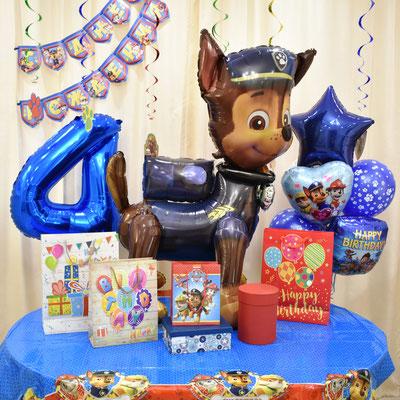 Воздушные шары, пакеты для подарков Щенячий патруль - купить в Казани