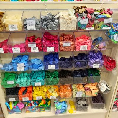 Воздушные шары для надувания гелием в магазине Волшебник на Восстания