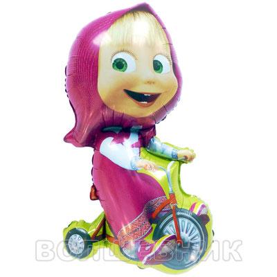 Фигура Grabo Маша на велосипеде, размеры: 40*76 см, купить в Казани