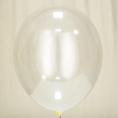 Воздушные шары прозрачные, под конфетти купить в Казани