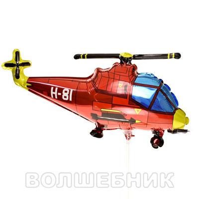 Мини фигура Flexmetal Вертолёт красный купить в Казани