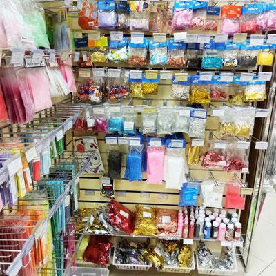 Конфетти и другие наполнители для шаров в магазине Волшебник на Восстания