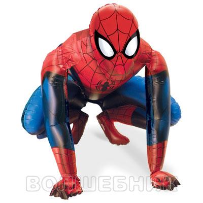 Фигура ходилка Anagram Человек паук, размеры: 91*91 см, купить в Казани
