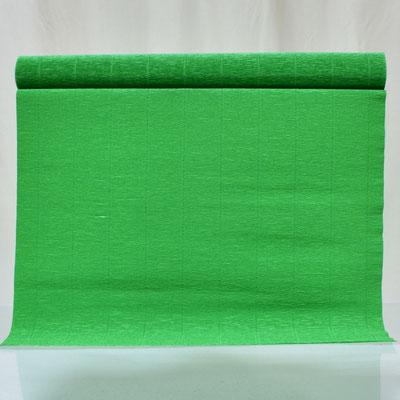 Бумага гофрированная зелёная 50х250 см цвет 563 купить в Казани