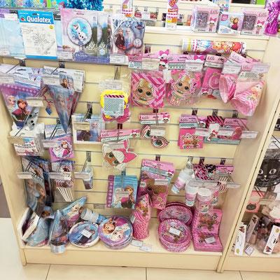 Товары для праздника на тему Холодное сердце, Куклы LOL в магазине Волшебник на Восстания