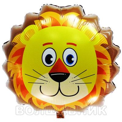 Фигура FALALI Голова льва, размеры: 50*55 см, купить в Казани