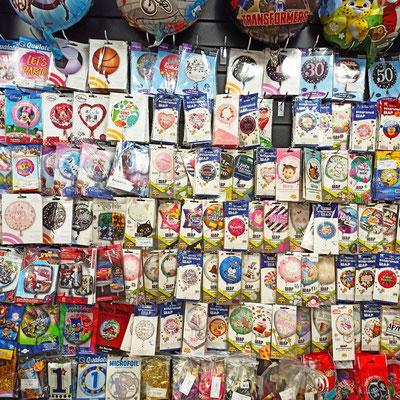 Фольгированные шары с рисунком для надувания гелием в магазине Волшебник на Ямашева
