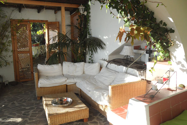 Casa Policarpo Terrasse, Valle Gran Rey
