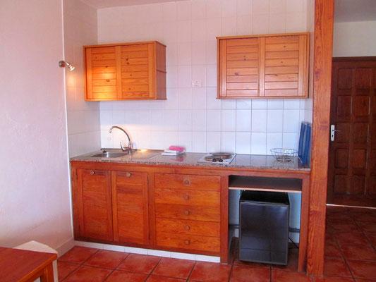 Casa Policarpo Studio Küchenzeile