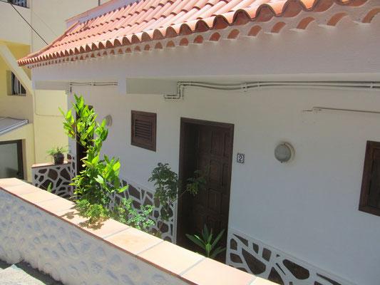 Studios Casa Policarpo Eingangsbereich