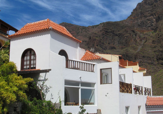 Casa Policarpo Valle Gran Rey La Gomera
