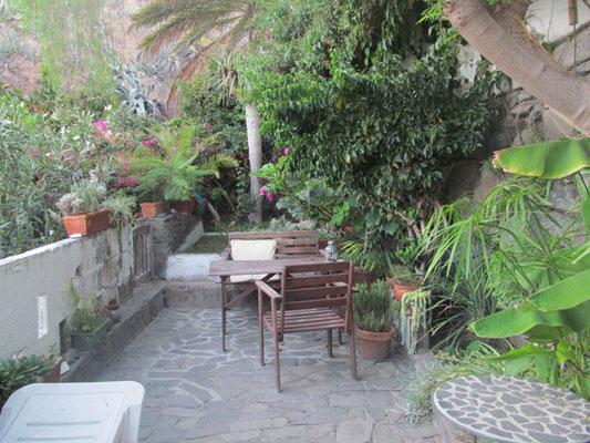 Casa Policarpo Garten, Valle Gran Rey