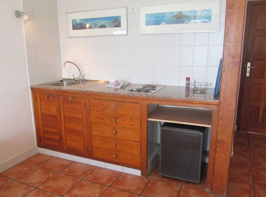 Studio Casa Policarpo Küchenzeile