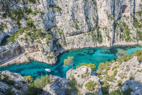 Bester Reiseführer für Frankreich - Bester Frankreich Reiseführer Empfehlung und Frankreich Reiseinformationen Calanques National Park