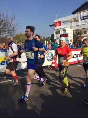 10. Marathon Deutsche Weinstraße (10.04.2016)
