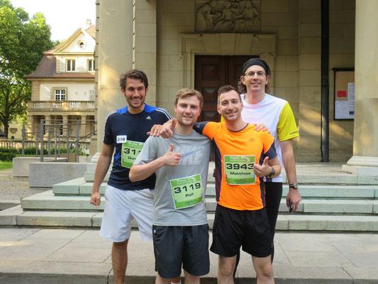 Mannheim Halbmarathon (31.05.2014)