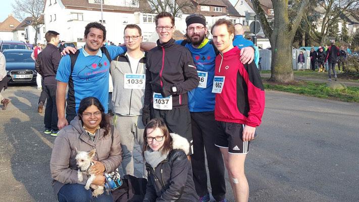30. Sandhofer Straßenlauf (12.03.2016)