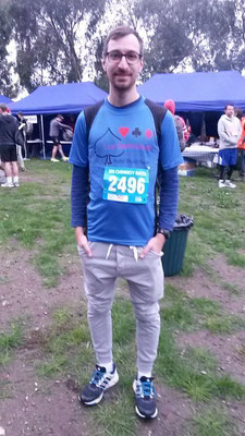 Sri Chinmoy Race Melbourne (24.05.2015)
