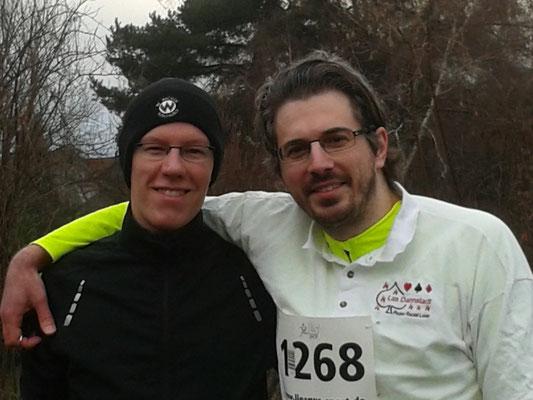32. Rheinzaberner Winterlaufserie - 10km (15.12.2013)