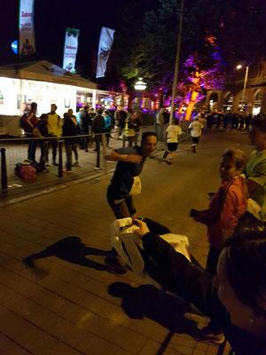 Dämmer Marathon Mannheim (14.05.2016)