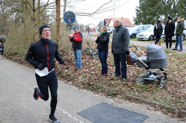 36. Winterlaufserie Rheinzabern - 15km (14.01.2018)