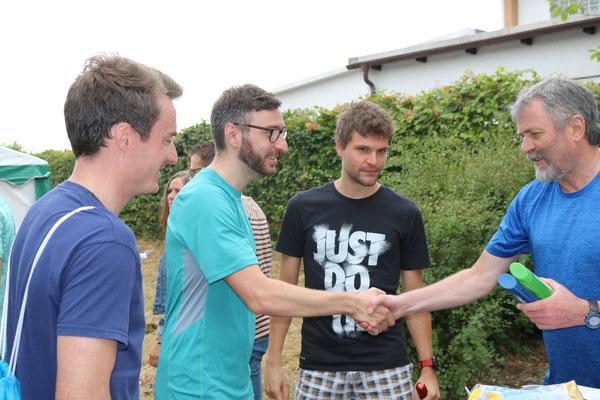 16. Weiherer Hardtseelauf (22.07.2018)