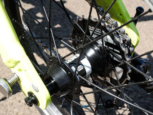 ミニベロ カスタム - 秘密の自転車工房 - 小型を極める