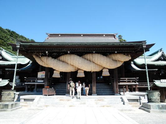 宮地嶽神社 - 本殿