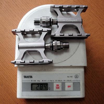 DAHON カスタム 軽量化 MKS Compact EZY