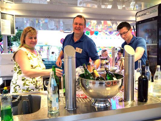 Herausforderungen am Champagnerkühler: Leckeres für Weinfreunde
