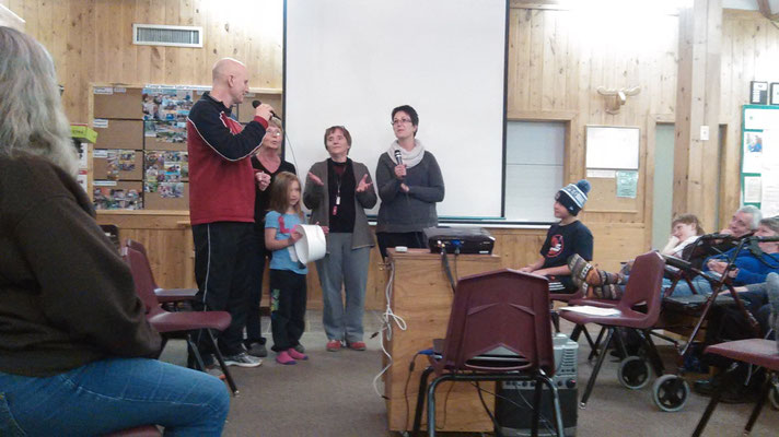 Moose Lake 2015 Elim's got talent competition
