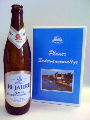 Jubiläums Bier und Video
