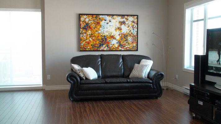 tableau artiste peintre LaRoche