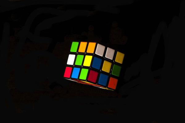 Côté obscure du Rubicube