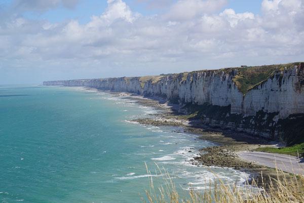 Les Falaises de la côte d'Albâtre
