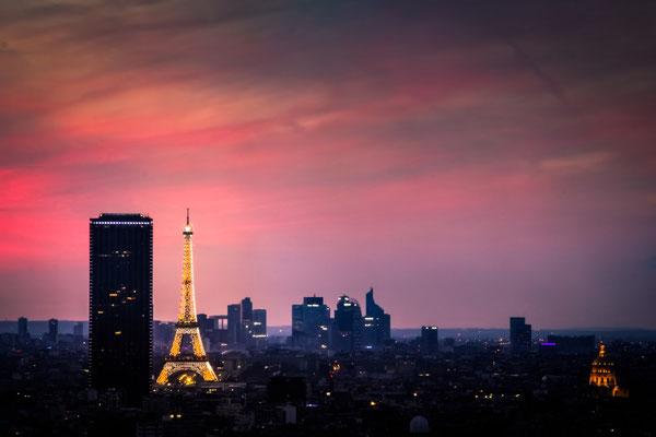 Paris va s'endormir