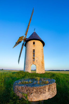 Moulin de Largny sur automne