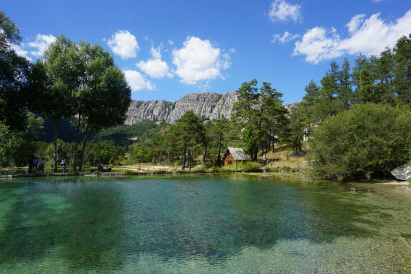 Terre des Lac Saint-Auban
