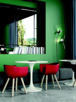 Chairs&More Tulip Stuhl