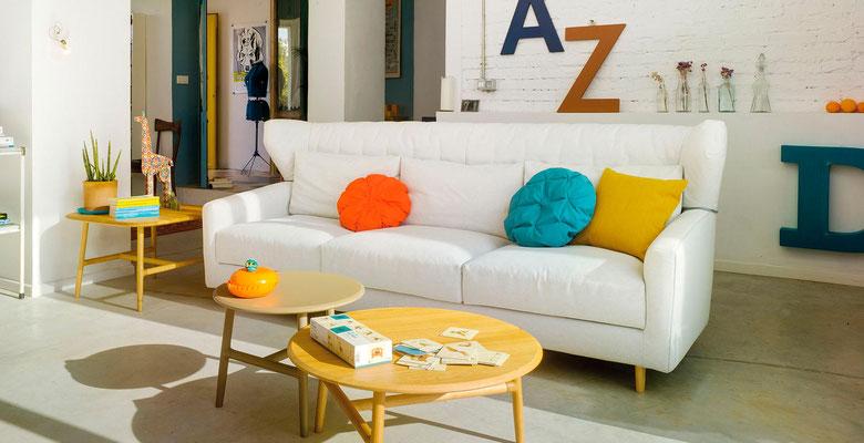 Sancal Folk Sofa