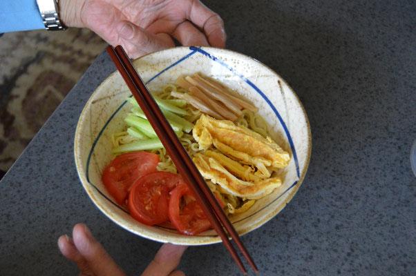 Cuenco o plato para el irashi ramen