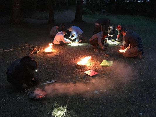 Feuerkunde 2